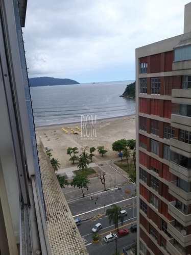 Apartamento, código 92270 em São Vicente, bairro Itararé