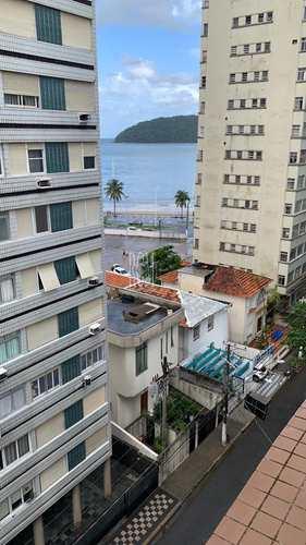 Sala Living, código 92277 em São Vicente, bairro Itararé