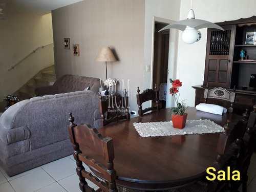 Sobrado, código 92279 em São Vicente, bairro Vila Valença