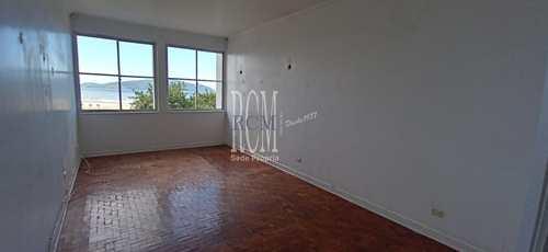 Apartamento, código 92281 em São Vicente, bairro Itararé