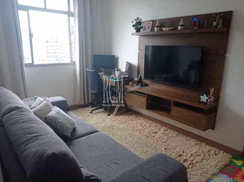 Apartamento, código 92305 em São Vicente, bairro Centro