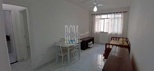 Apartamento, código 92372 em São Vicente, bairro Itararé