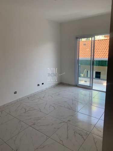 Apartamento, código 92373 em São Vicente, bairro Centro