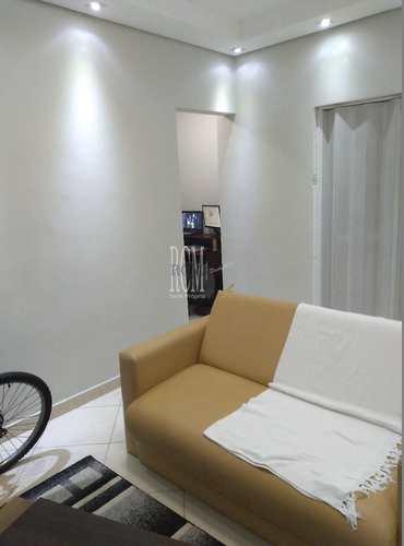 Apartamento, código 92382 em São Vicente, bairro Centro