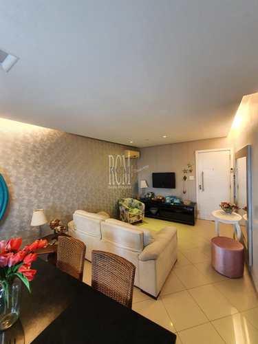 Apartamento, código 92411 em Santos, bairro Ponta da Praia