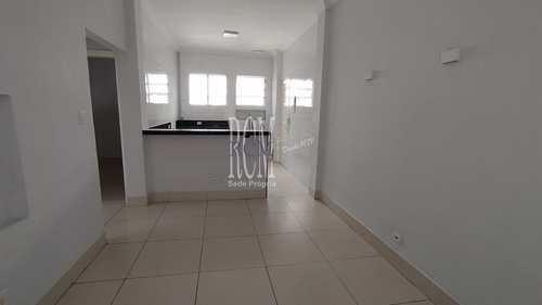 Apartamento, código 92412 em São Vicente, bairro Centro