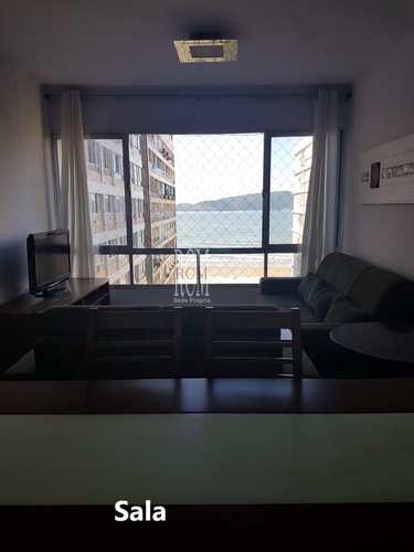 Apartamento, código 92415 em São Vicente, bairro Itararé