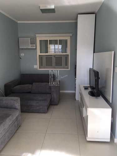 Sala Living, código 92431 em São Vicente, bairro Centro