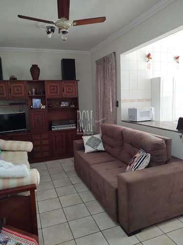 Apartamento, código 92435 em São Vicente, bairro Centro