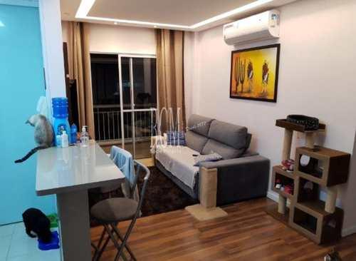 Apartamento, código 92463 em Santos, bairro Estuário