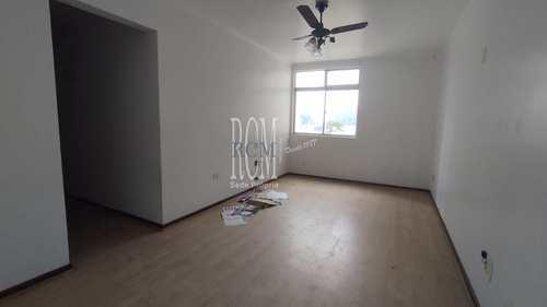 Apartamento, código 92469 em São Vicente, bairro Itararé
