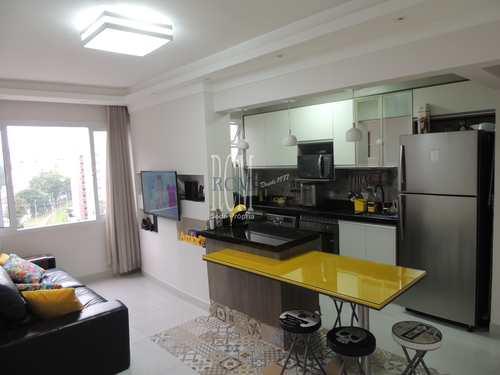 Apartamento, código 92477 em São Vicente, bairro Itararé
