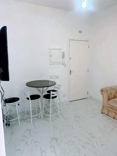 Studio, código 92529 em São Vicente, bairro Itararé