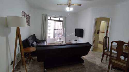 Apartamento, código 92547 em São Vicente, bairro Itararé