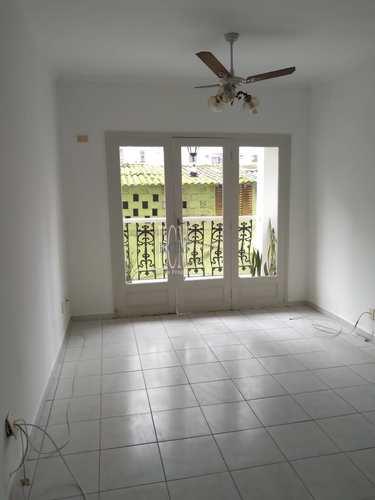 Apartamento, código 92564 em São Vicente, bairro Itararé