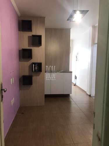 Sala Living, código 92586 em São Vicente, bairro Itararé