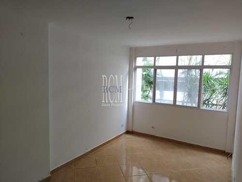 Apartamento, código 92595 em São Vicente, bairro Itararé