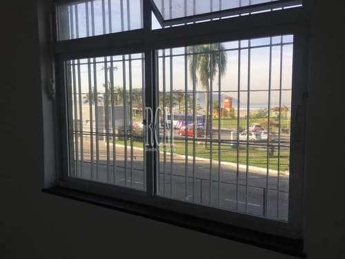 Apartamento, código 92601 em São Vicente, bairro Itararé
