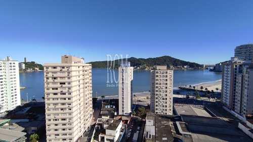 Apartamento, código 92614 em São Vicente, bairro Centro