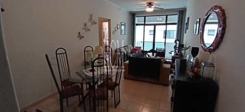 Apartamento, código 92631 em São Vicente, bairro Itararé