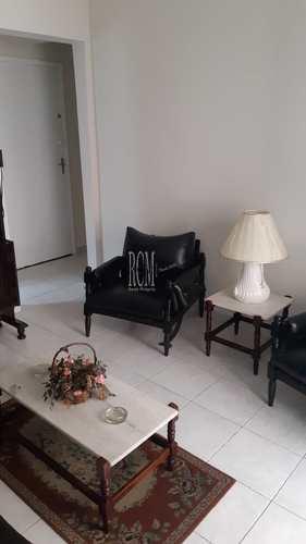 Apartamento, código 92640 em São Vicente, bairro Centro
