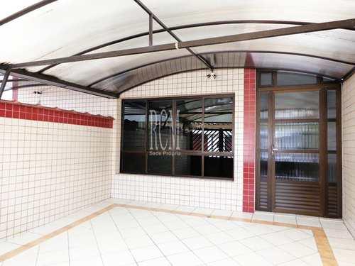 Casa, código 92652 em São Vicente, bairro Vila São Jorge