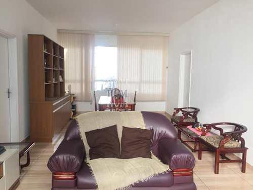 Apartamento, código 92657 em São Vicente, bairro Itararé