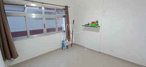Apartamento, código 92670 em São Vicente, bairro Centro
