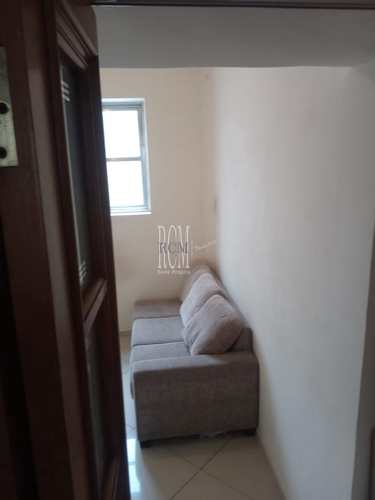 Apartamento, código 92671 em São Vicente, bairro Itararé