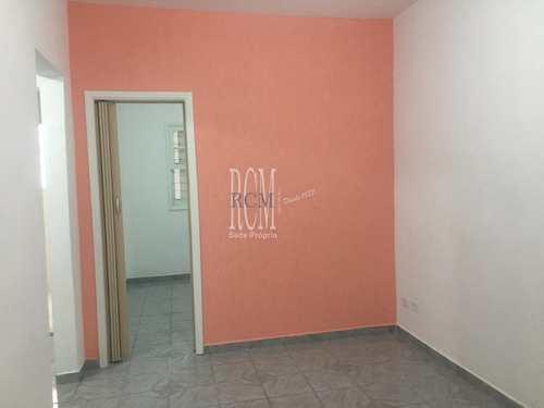 Apartamento, código 92676 em São Vicente, bairro Itararé