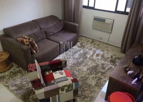 Apartamento, código 92683 em São Vicente, bairro Centro