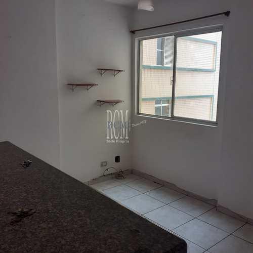 Apartamento, código 92687 em São Vicente, bairro Itararé