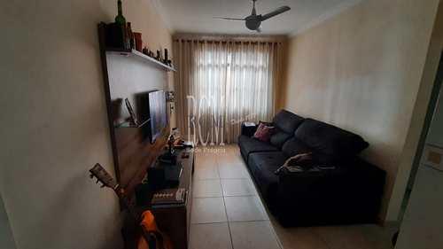 Apartamento, código 92739 em São Vicente, bairro Centro