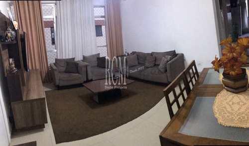 Apartamento, código 92750 em São Vicente, bairro Centro