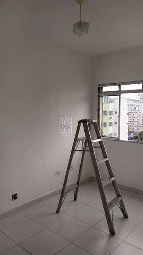 Apartamento, código 92772 em São Vicente, bairro Itararé