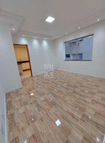 Apartamento, código 92783 em São Vicente, bairro Itararé