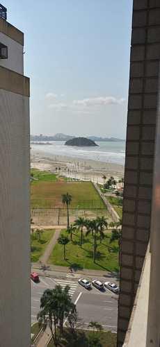 Apartamento, código 92785 em São Vicente, bairro Itararé