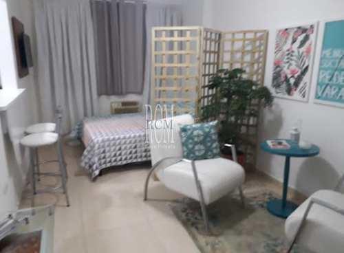 Sala Living, código 92800 em São Vicente, bairro Itararé