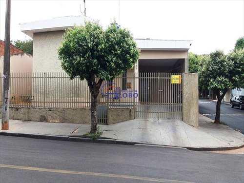 Casa, código 4493 em Jales, bairro Jardim América - Primeira Parte