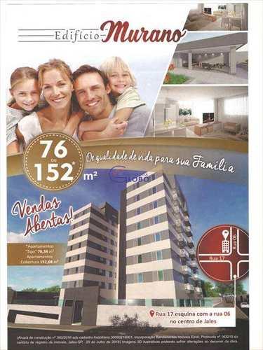 Apartamento, código 4492 em Jales, bairro Centro