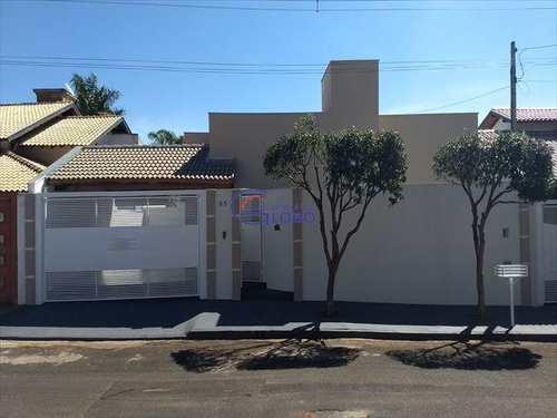 Casa, código 4482 em Jales, bairro Residencial São Lucas