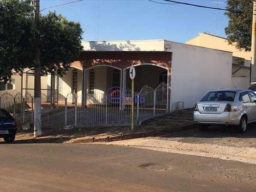 Casa, código 4480 em Jales, bairro Centro