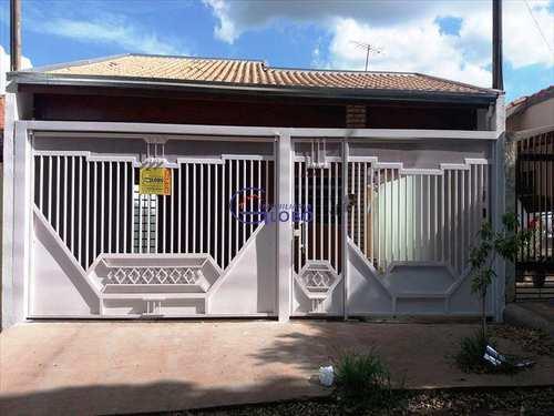Casa, código 4470 em Jales, bairro Conjunto Habitacional José Antonio