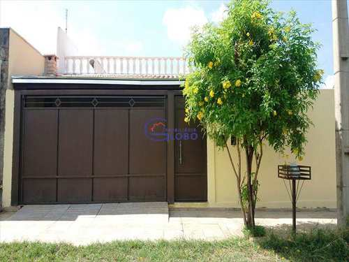 Casa, código 4445 em Jales, bairro Jardim Primavera