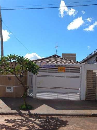 Casa, código 4436 em Jales, bairro Jardim Santo Expedito