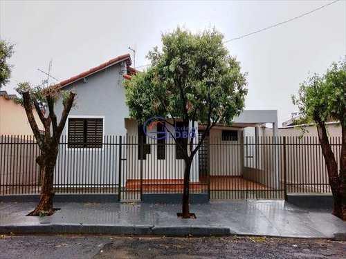 Casa, código 4416 em Jales, bairro Jardim Oiti