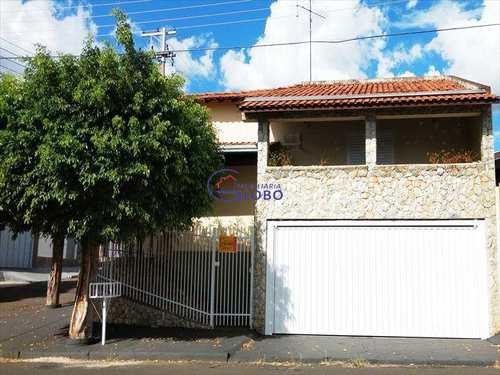 Casa, código 4415 em Jales, bairro Jardim Pêgolo