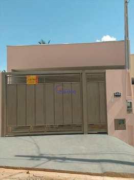 Casa, código 4402 em Jales, bairro Parque São Bernardo
