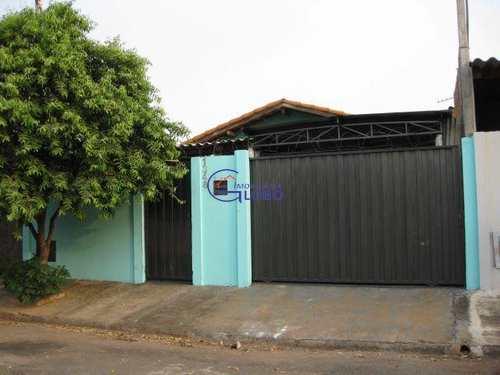 Casa, código 4373 em Jales, bairro Conjunto Habitacional Nelzia Stellu