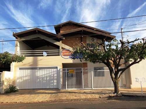 Casa, código 4355 em Jales, bairro Jardim Estados Unidos